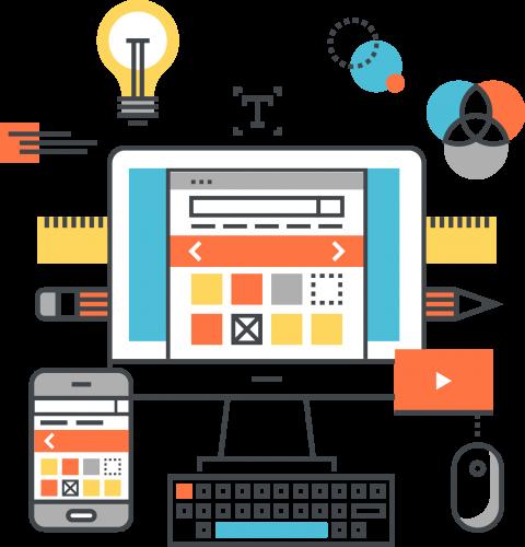 Siti internet - BtoB e BtoC -web architecture