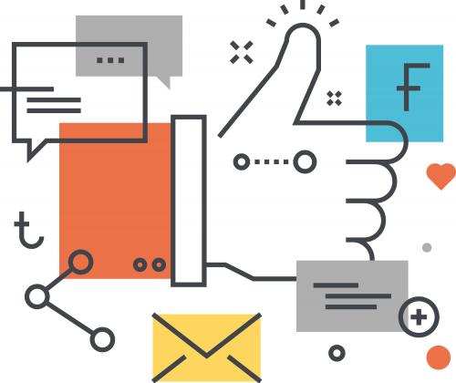 Social - web marketing - marketing comunicazionale - social media